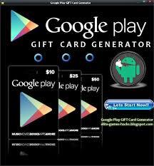 google play gift card codes hack