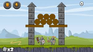 Share My Creation - Catapult. A physics game like Angry Birds for ...