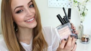 april favorites makeup tutorial 2016