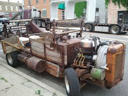 manure spreader rat rod yesterday s