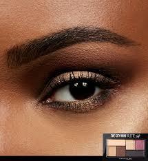 create a halo eye makeup look maybelline