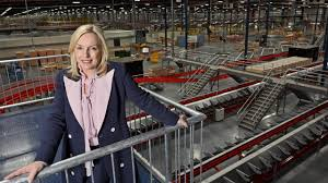 Australia Post CEO Christine Holgate