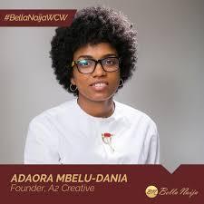 Creative Industrialist & Brand Builder! Adaora Mbelu-Dania of A2 ...