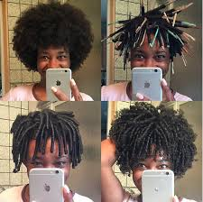 4a 4b straw set on natural hair