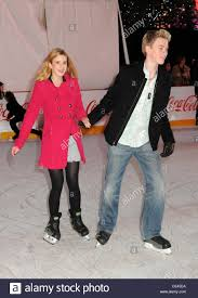 Caroline Sunshine and Kenton Duty Disney On Ice presents 'Let's ...