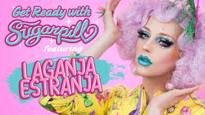 makeup tutorial ft laganja estranja