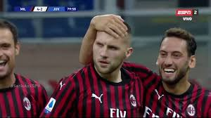 Milan-Juventus 4-2: highlights, video gol e pagelle - Jmania.it