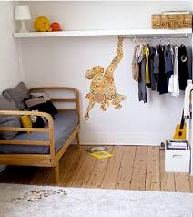 The No Closet Closet Kids Room Storage Kidspace Interiors
