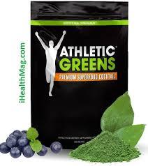 athletic greens premium green superfood