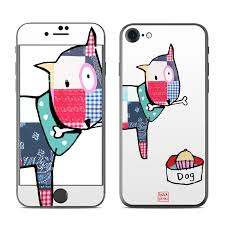 Patch Dog Iphone 7 Skin Istyles