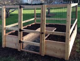 just add lumber vegetable garden kit