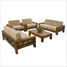 teak wood sofa set exporter
