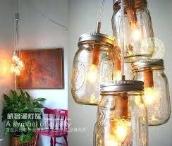 hanging light vintage style wine bottle