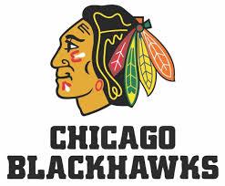 Chicago Blackhawks Logo Nhl Wall Decal Hockey Vinyl Sticker Decor Extra Large
