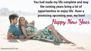 cute r tic happy new year quotes for him and her