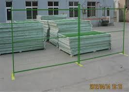 Construction Fence Panels 6 1830mm 10 3048mm Width Powder Coated Green Mesh 3 X6 75mm X 100mm