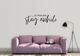 Aerosmith Song Lyrics I Could Stay Awake Vinyl Wall Art Sticker Decal Quote 5 99 Picclick Uk