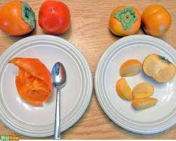 lose weight with persimmon with the 7