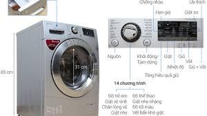 Bảng mã lỗi máy giặt LG đầy đủ nhất | Điện lạnh Bình Dương Xanh