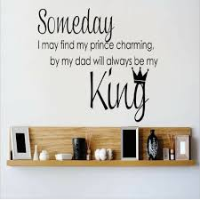 Design With Vinyl Someday I May Find My Prince Charming Wall Decal Wayfair