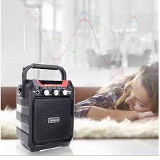 Loa Công Suất Lớn K99- Loa Hát Karaoke Bluetooth Cầm Tay- Top 5 Loa Karaoke  Mini Di Động Bán Chạy Nhất Năm