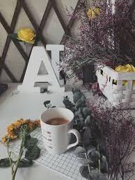 صباح الخير قهوة السعاده افكار ديكور تصميم تصويري خواطر