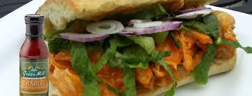 grilled en ciabatta sandwich
