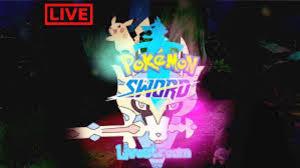 Pokemon Sword and Shield Live Stream Celebi Giveaway - YouTube