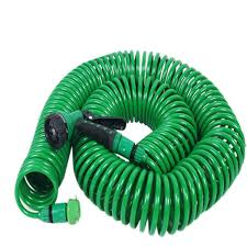 7 5m 15m 30m retractable coil garden