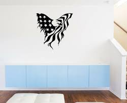 American Flag Balloon Ice Cream The Bald Eagle Wall Decal Room Decor Vinyl For Sale Online Ebay