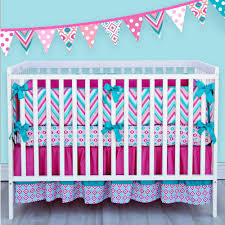 design baby girl crib bedding
