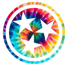 Tristar Tie Dye Decal Tristar Adventures
