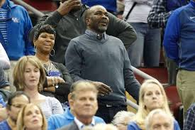 Harrisons' parents truly make UK basketball a family affair ...