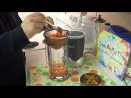 can the nutribullet make carrot juice