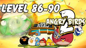 Angry Birds 2 - Walkthrough Level 86 - 90