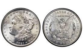 morgan silver dollar values and s
