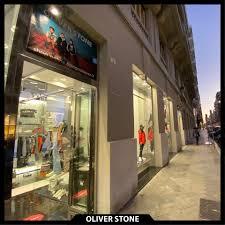 Oliver Stone - Tienda de ropa - Bari