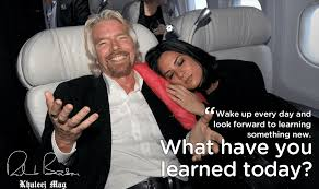 sir richard branson quotes about failure success motivation of