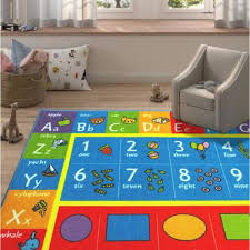 8 X 10 Kids Rugs Rugs The Home Depot