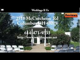 weddings r us reviews columbus ohio