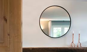 hanging a heavy mirror on the wall