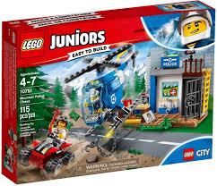 LEGO Juniors 10751 - Trực Thăng Cảnh Sát bắt cướp (LEGO 10751 ...
