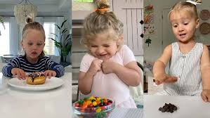 Country Artist Kids Doing the Toddler Challenge is the Cutest Thing You'll  See All Day | 97.1 Hank FM