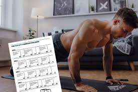 28 day workout challenge for beginners