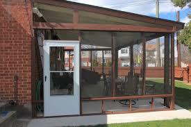 diy enclosed patio with images diy