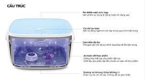 Máy tiệt trùng sấy khô đa năng 59S - T5 khử trùng bằng tia UV, tia ...