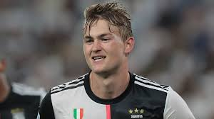 He always stays calm' - Van Dijk backs de Ligt following shaky Juve start
