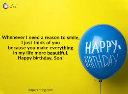 happy birthday son awesome birthday wishes quotes ira parenting