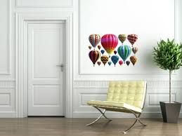 Hot Air Balloons Wall Decal Allposters Com