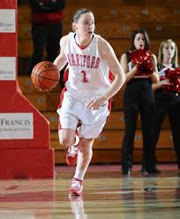 Westfield's Jackie Smith leading Hartford women's basketball into NCAA  Division I tournament game against UConn women - masslive.com